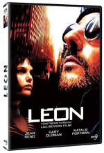 Leon, Dvd