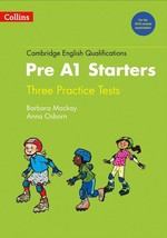 Cambridge English Q. Practice Tests for Pre A1 Starters