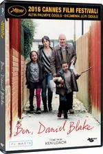 I, Daniel Blake - Ben, Daniel Blake