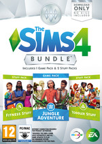 PC THE SIMS 4 BUNDLE PACK 11