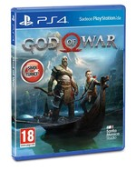 PS4 God Of War, Ps4