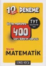TYT 10 Fasikül Deneme 10x40 Temel Matematik