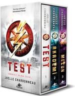Test Serisi-Kutulu Özel Set-3 Kitap Takım