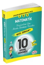 LGS Matematik (Kazanımlara Göre Mantık-Muhakeme Becerileri) Nasıl Sorulur