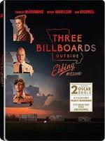 Three Billboards Outside Ebbing, Missouri - Üç Billboard Ebbing Çıkışı, Missouri (Blu-ray - Steelbook)