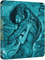 Shape Of Water - Suyun Sesi Steelbook
