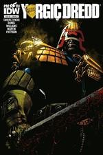 Yargıç Dredd Sayı 5 Kapak A-Çizgi Roman Dergisi