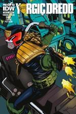 Yargıç Dredd Sayı 6 Kapak B-Çizgi Roman Dergisi