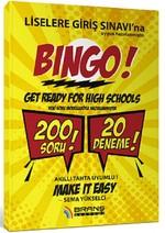 8.Sınıf LGS İngilizce 20 Deneme Bingo
