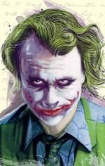 Joker Yumuşak Kapaklı Defter - Aylak Adam Hobi