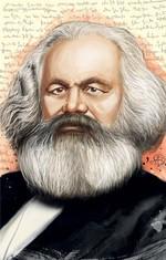 Karl Marx Yumuşak Kapaklı Defter - Aylak Adam Hobi