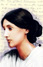 Virginia Woolf Yumuşak Kapaklı Defter - Aylak Adam Hobi
