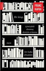 Fanz Kafka Motto Defter - Aylak Adam Hobi