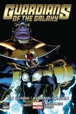 Guardians Of The Galaxy Cilt 4-İlk Günah/Aynanın İçinden