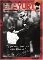 Atayurt Dergisi Sayı 13