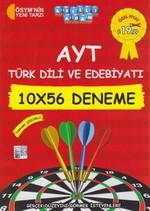 AYT Türk Dili ve Edebiyatı 10x56 Deneme