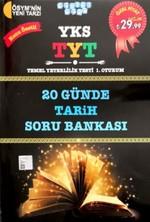YKS-TYT 20 Günde Tarih Soru Bankası