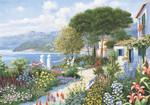 Keskin Color Puzzle 2000 Renkli Bahçe 70x100