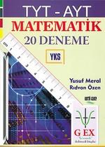 TYT-AYT Matematik YKS 20 Deneme