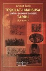Teşkilat-ı Mahsusa Tarihi Cilt 2-1917