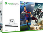XBOX ONE S KONSOL OYUN BUNDLE SET 73 1TB