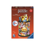Ravensburger – Emoji Kalemlik 3D 54 Parça Puzzle 112173