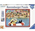 Ravensburger - Minions 150 Parça Puzzle 100378