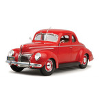 Maisto-1939 Ford Deluxe Coupe 1/18 31180