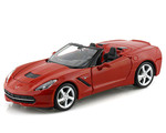 Maisto-2014 Corvette Stingray 1/24 31501