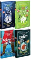 Çocuk Klasikleri Seti-Hediyeli -4 Kitap Takım