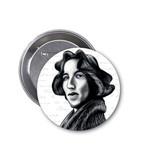 Aylak Adam Hobi-Oscar Wilde Karikatür Rozet