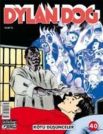 Dylan Dog Sayı 40-Kötü Düşünceler
