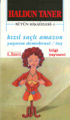 Kızıl Saçlı Amazon
