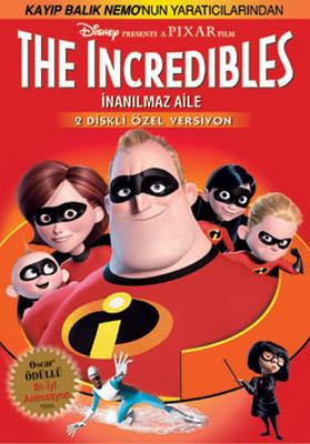 Incredibles - İnanılmaz Aile