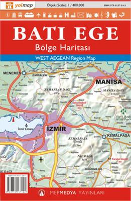 Batı Ege Bölge Haritası