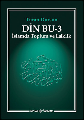 Din Bu-3 ( İslamda Toplum ve Laiklik)