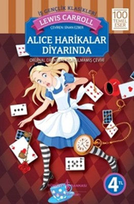 Alice Harikalar Diyarı