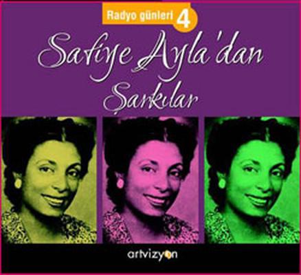 Safiye Ayla'dan Şarkılar - Radyo Günleri-4