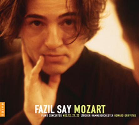 Fazıl Say - Mozart