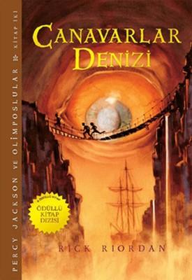 Canavarlar Denizi - Percy Jackson ve Olimposlular 2