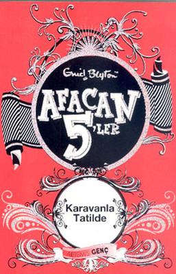 Afacan 5'ler Karavanla Tatilde