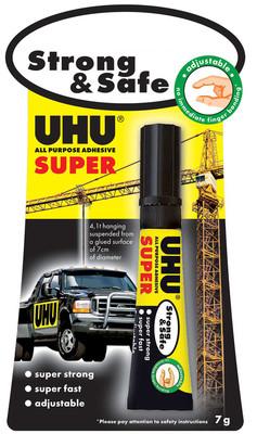 Uhu Super Strong&Safe