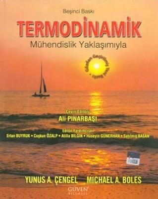 Termodinamik - Mühendislik Yaklaşımıyla