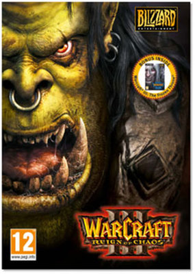 Warcraft 3 Gold PC