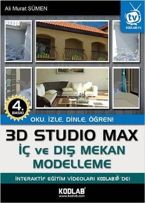 3D Studio Max ile İç ve Dış Mekan Modelleme