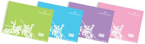 Faber-Castell Pp Kapak Resim Defteri 35X50 Cm, 30 Yaprak - 5075400136