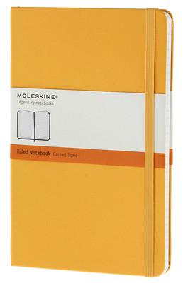 Moleskine R-6361 Large Moleskine Ruled Sarı (Çizgili)