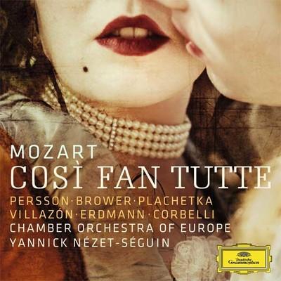 Mozart: Cosi Fan Tutte [Miah Persson,  Rolando Villazon, Chamber Orchestra Of Europe] [Digibox]