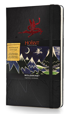 Moleskine Large Hobbit Ruled Notebook (Çizgili)