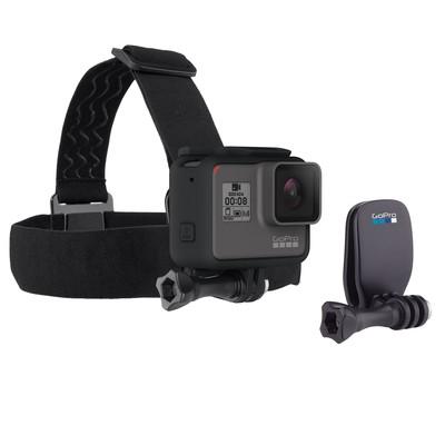 GoPro Bağlantı Parçası Kafa Bandı + Pratik Kilit